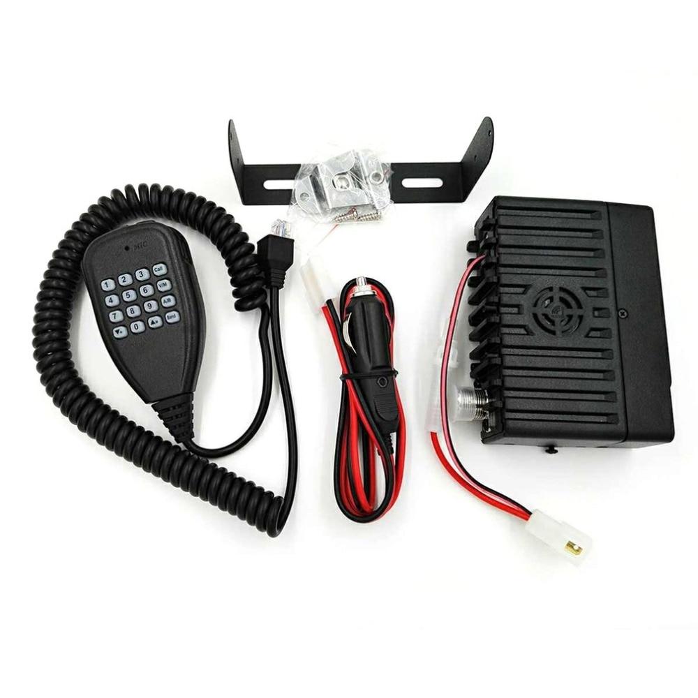 VV-898S Mini Car Walkie Talkie 25W Dual Band 136-174MHZ 400-470MHZ Mini Mobile Radio Station Transceiver vehemo mini dual band mobile radio vhf uhf transceiver 200ch two way radio car radio sister kt8900 kt 8900r uv 25hx