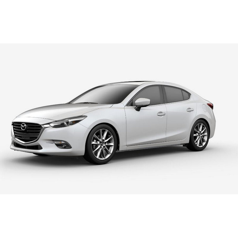 For 2018 Mazda 3 Hatchback Sedan Car Led Interior Lights Auto Automotive Car Led Interior Dome Lights Bulbs For Cars 8pc