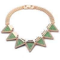 N00965 Beauty Laatste Groothandel Laatste Imitatie Sieraden Unieke Verklaring Horloge Chain Rose Gold Kleur Verklaring Kettingen