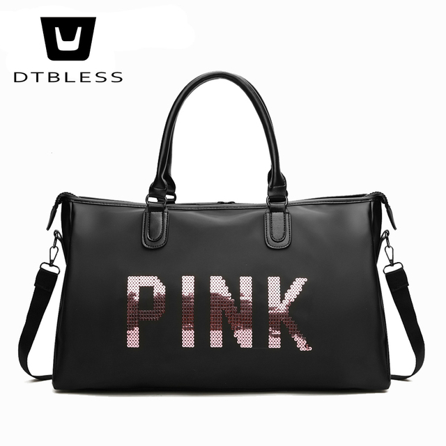 Dtbless Women Bag Nylon Cloth Tote Brand Name Las Handbag Bags Solid Female Messenger