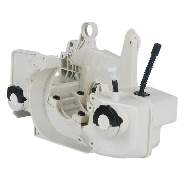 שמן דלק גז טנק דפוק מנוע שיכון Fit עבור Stihl 023 025 Ms 230 Ms 250 מסור