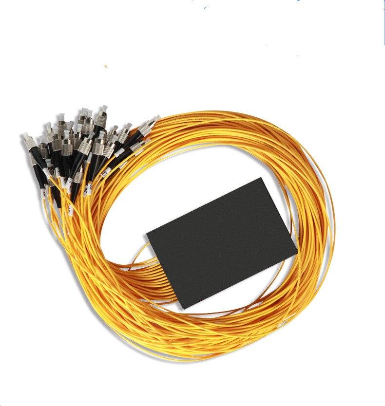 Séparateur optique de Fiber de FC/UPC 1x32 FBT 1310/1550nm monomode, Module SM de diviseur de PLC - 2