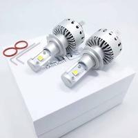 7S 2PCS Led Car H7 Headlight Automobiles 40W 8000LM H1 LED Bulb H3 H4 H8 H9