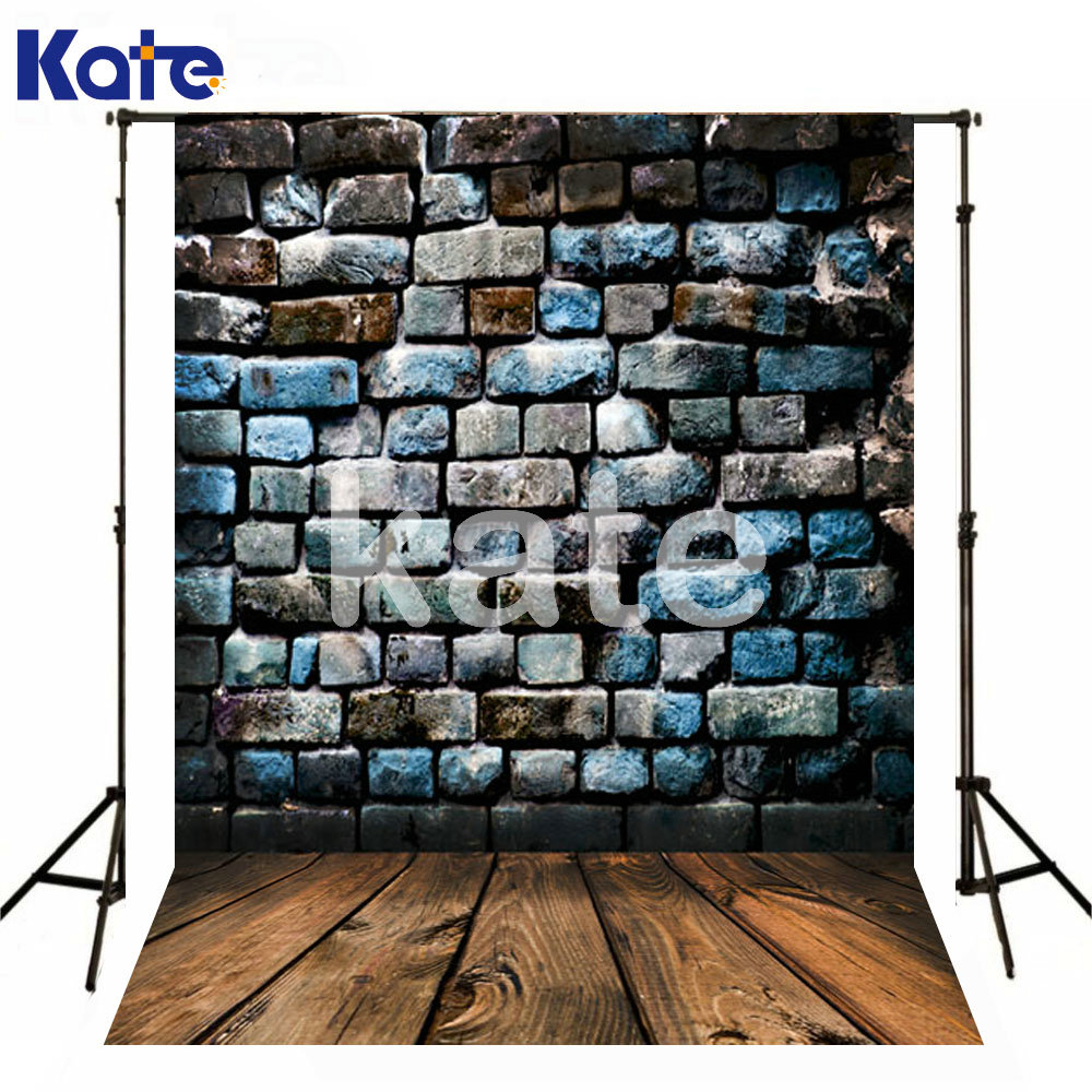 KATE Photography Backdrops Colorful Wall Photo Background Graffiti Backdrop Baby Shower Backdrop Brick Wall Wood Floor Bacckdrop kate digital printing photography backdrop brick wall wood floor background colorful flags for children backdrop wood background