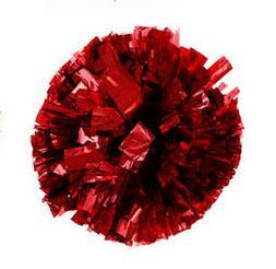 red Small cheer pom poms 5c64fbbde3eae