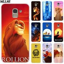 coque samsung a6 2018 le roi lion