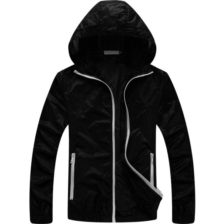 Thirteen Colors Candy Colour Hooded Long Sleeve Windbreaker Sport Jackets Camping Waterproof Climbing Quick Dry Hiking Jacket