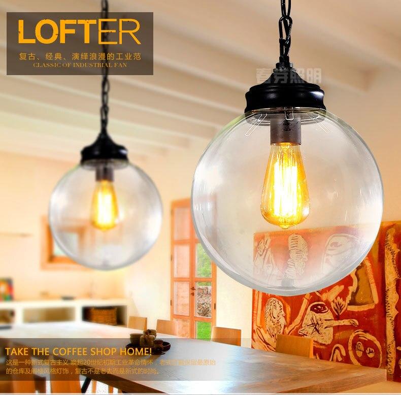 Nordic American countryside hotel bar restaurant retro elegant loft bedroom large glass chandelier study lamp,lights lighting цена и фото