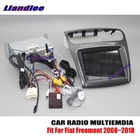 Liandlee For Fiat Freemont 2008~2018 Android Car Radio CD DVD Player GPS Navi Navigation Maps Camera OBD TV Screen Multimedia