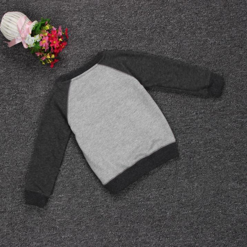 ff884ac7d Belababy Baby Sweaters Cotton Sweater 2017 Fashion 2-6 Years Winter ...