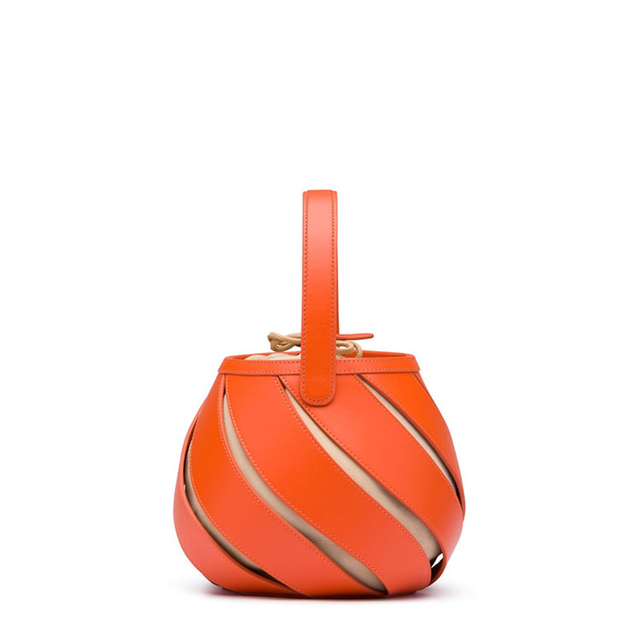 Women Bucket Bag Chic...