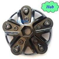 Hub for horizontal wind turbine 100w 200w 300w 400w wind generator flange cover quality accessories DIY turbine use