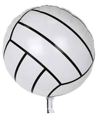 Новинка 2017 года 18 дюймов Футбол Шарики Баскетбол Волейбол оптовая продажа Свадебная вечеринка украшения подарок на день рождения для Для детей Игрушечные лошадки