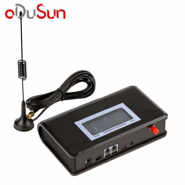 GSM Cố Định không dây thiết bị đầu cuối, 2 gam GSM Dialer hỗ trợ báo động hệ thống TỔNG ĐÀI thang máy Đồng Xu điện thoại công cộng Meter 850/900/1800/1900 mhz