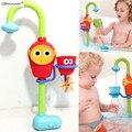 Yamala 20 Pçs/saco Miúdo Bonito Banho Do Bebê Patos De Borracha Crianças Squeaky Ducky Toy Play Características Da Água 100% Brand New Companheiro