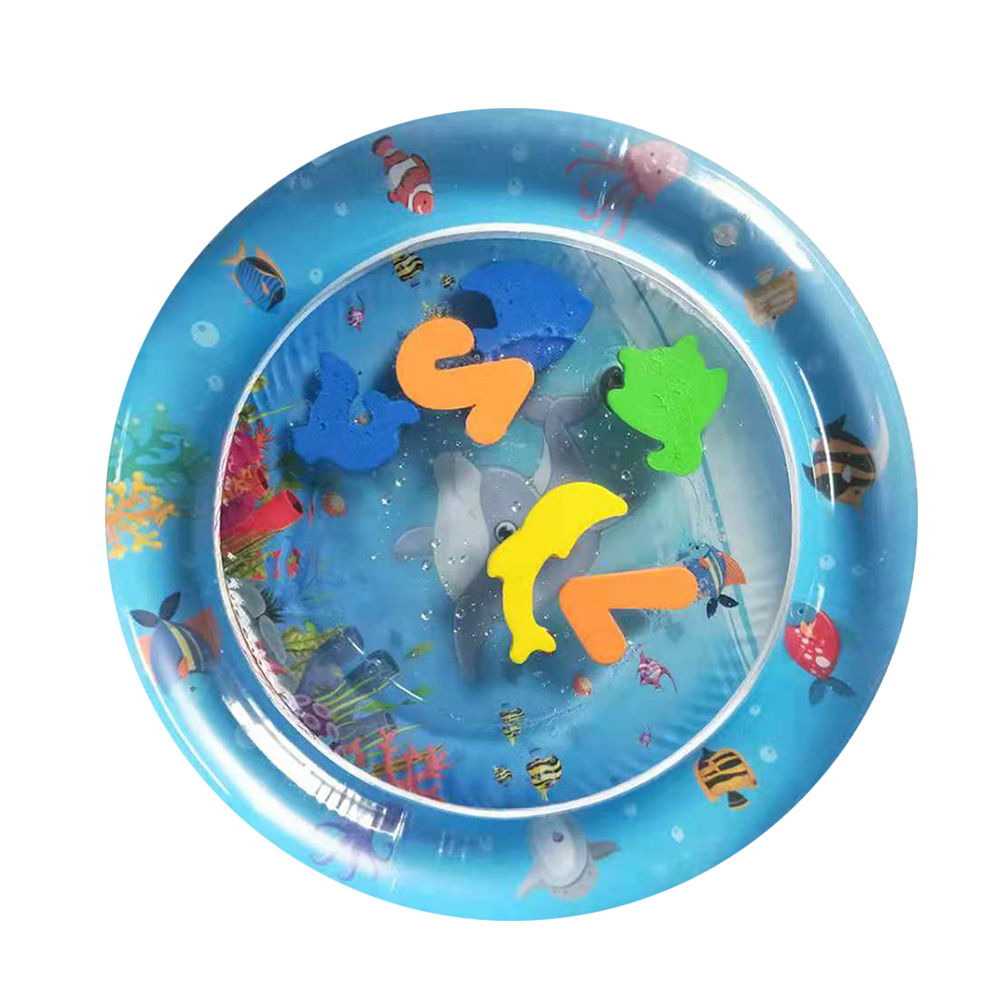 Water Pad Inflation Cushion Outdoor Party Splash Play Pat Mat