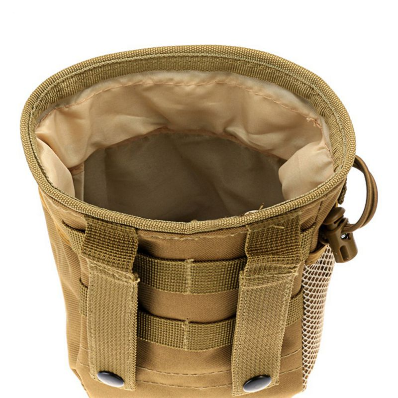 Military Molle Ammo Pouch Pack Tactical Gun Magazine Dump Drop Reloader Bag Utility Hunting Rifle Magazine Bag