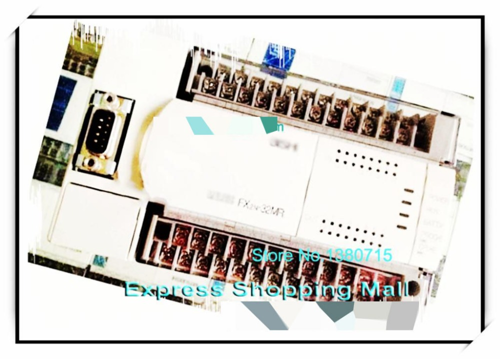 New Original FX2N-32MR-ES-UL PLC 24VDC Base Unit m fx 40du tk es s