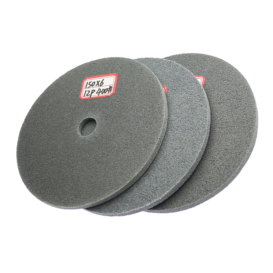 Image 2 - 1 piece 150mm Supper thin Nylon Polishing Disc for Stainless Steel Welding Spot Slot Grinding-in Abrasive Tools from Tools