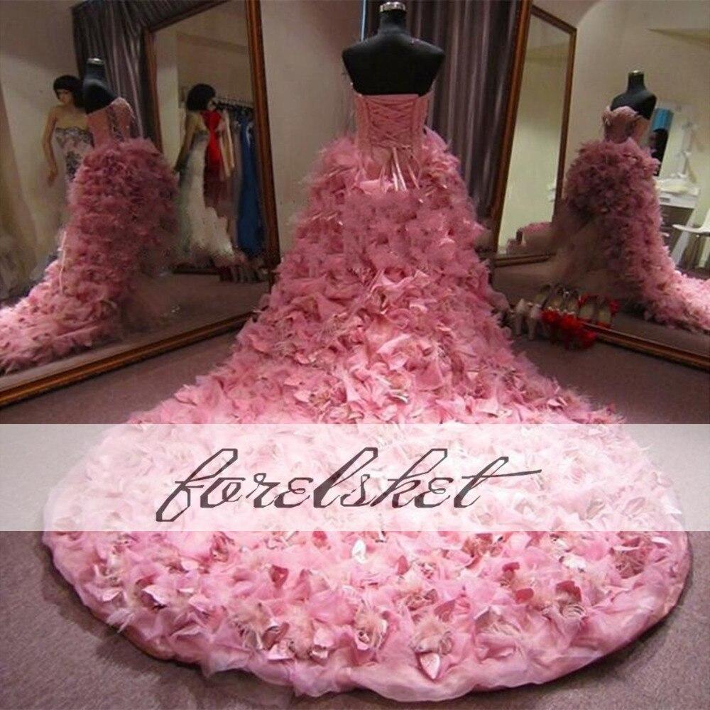 Cenicienta Vestidos de Quinceañera 2017 Vestido de Fiesta Rosa ...