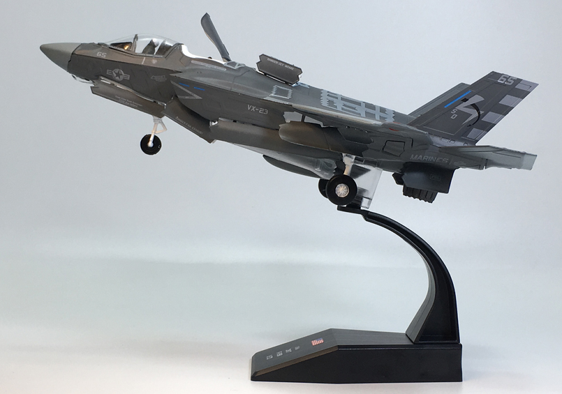 1/72 American F-35B lightning vertical landing stealth alloy fighter model AMER Collection model Holiday gift new rare fine corgi 1 72 germany me262a 1a fighter red 7 aa35710 collection model holiday gifts