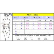 High Neck Geometry Bikini Set