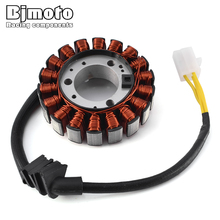 BJMOTO Motorcycle Magneto Ignition Stator Coil For Honda CB250 Hornet 250 1998-2010 CB-1 (CB 400 F) 1989-1990 CBR400 NC23 87-89
