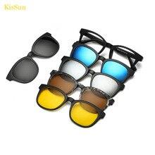 2016 New oculos Black G ray Polarized Mirror Sunglasses Female Myopia Sunglasses Night Vision Shades Reflective Sun Glasses
