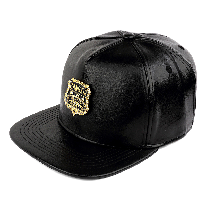 trendy baseball cap belt buckle font caps high quality wax dough tide brand fashion uk black trend