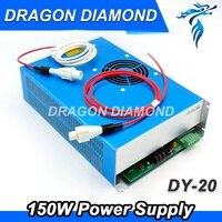 DY20 Co2 лазерной Питание для RECI W6 W8 130 180 Вт лазерной трубки Co2 гравировки, резки