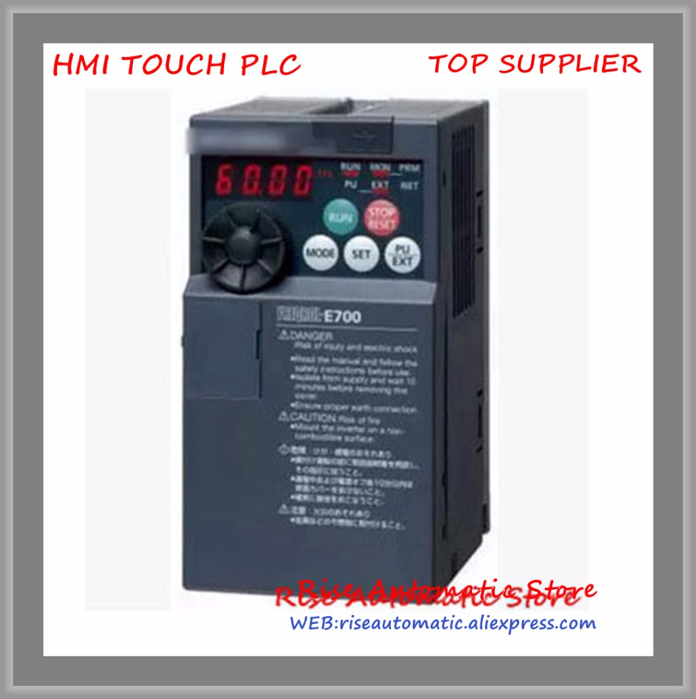 YENI FR-E740-11K-CHT Inverter 3 faz 380 V 11KW 23AYENI FR-E740-11K-CHT Inverter 3 faz 380 V 11KW 23A