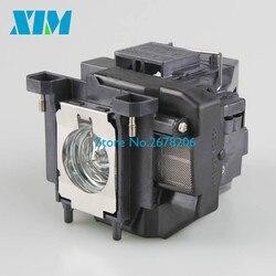 Do projektora Epson EB-X02 EB-S02 EB-W02 EB-W12 EB-X12 EB-S12 EB-X11 EB-X14 EB-W16 EX5210 projektor wysokiej jakości lampa ELPL67 V13H010L67