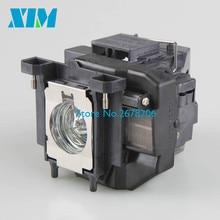 for Epson EB-X02 EB-S02 EB-W02 EB-W12 EB-X12 EB-S12 EB-X11 EB-X14 EB-W16 EX5210 High Quality Projector lamp ELPL67 V13H010L67
