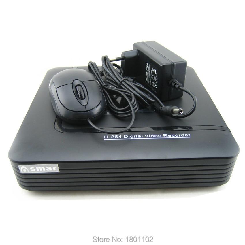 4CH 8CH CCTV NVR N1004F N1008F-3