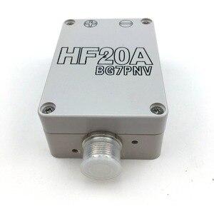 Image 4 - HF20A Kurze Welle 1,5 30 Mhz Full Band Blind Freies Antenne kurze welle antenne Im Freien radio station walkie talkie zubehör