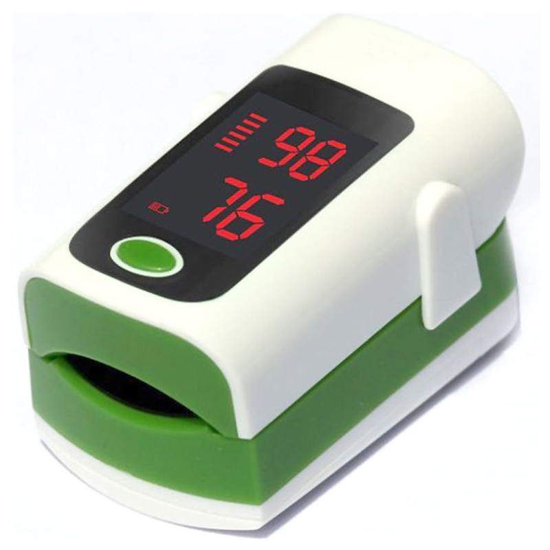 LED Children's fingertip Finger oximeter Adult SpO2 Household Oximetro de dedo Portable Health Care Blood Oxygen Monitor(China)