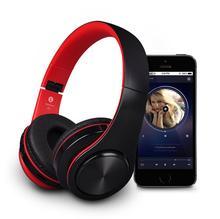 Беспроводной гарнитура Bluetooth Головной убор складной музыка Bluetooth гарнитуры тяжелый бас эффект стерео наушники гарнитура Bluetooth игры