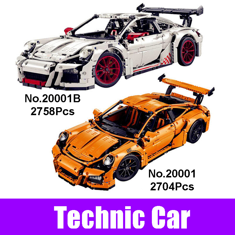 LEPIN 20001 20001B 2704PCS Technic Series Car Model Building Kits Blocks Bricks Educational Toys Compatible 42056 Christmas Gift толстовка wearcraft premium унисекс printio the cure wish