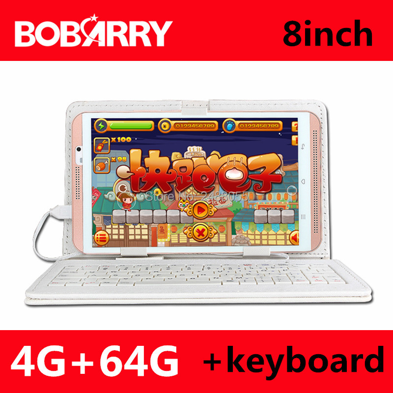 New 4G LTE BOBARRY B880 8 inch Ram <font><b>4GB</b></font> Rom <font><b>64GB</b></font> Octa Core MT8752 Android 6.0 computer android Smart Tablet PC,Tablet pcs