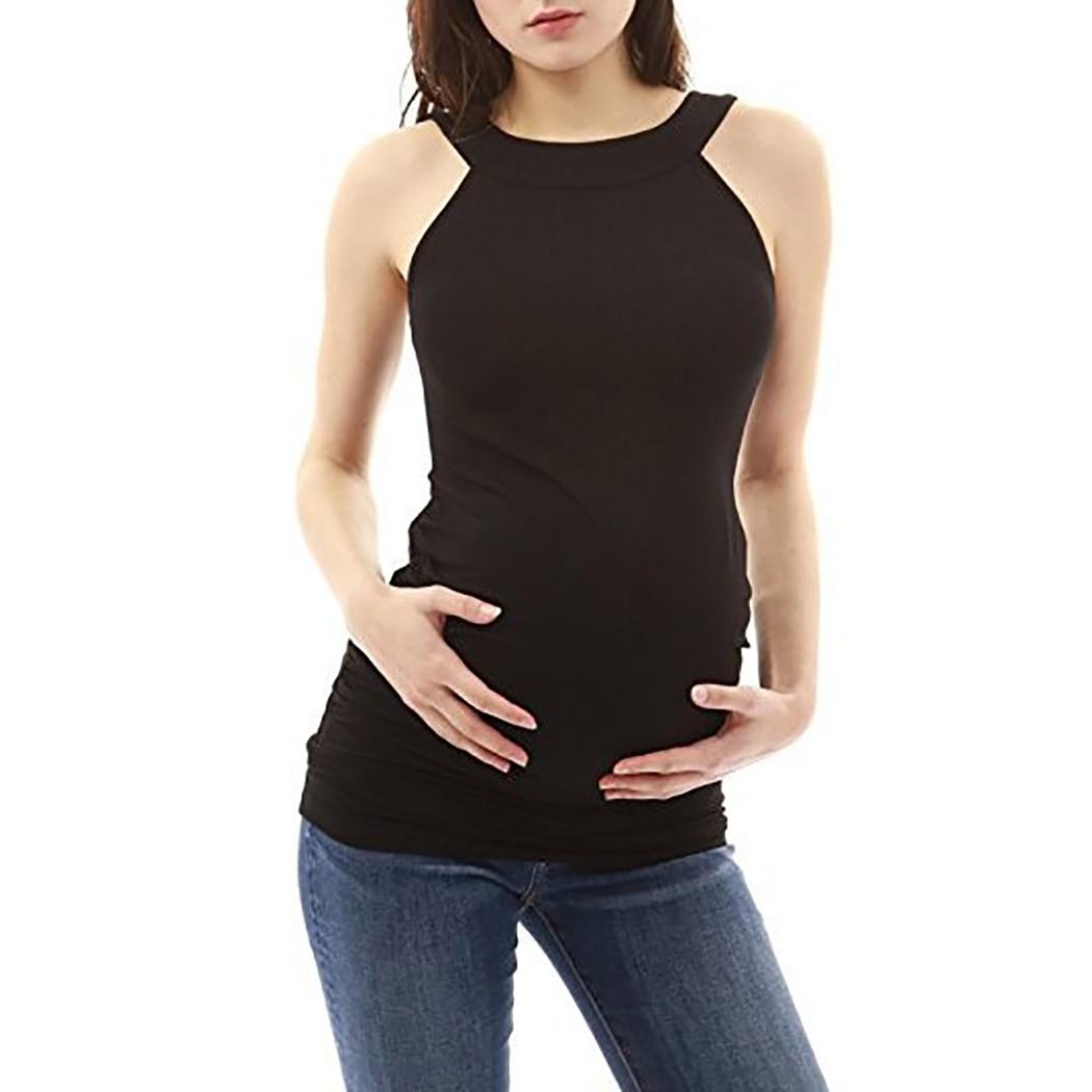 4919fb7b9 MODENGYUNMA la ropa de maternidad Jeans embarazada pantalones agujero  rasgado Jeans de embarazo vientre pantalones de