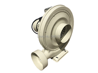 750W 220V 50/60HZ Exhaust Fan Air Blower For Laser Engraving Machine And CNC Wooden Machine