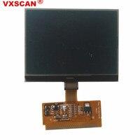 Nowy Najlepiej Oceniane VDO Wyświetlacz LCD dla Audi A3 A4 A6 dla VW Wyświetlacz VDO Wyświetlacz LCD o Wysokiej Jakości dla AUDI VDO Wyświetlacz LCD