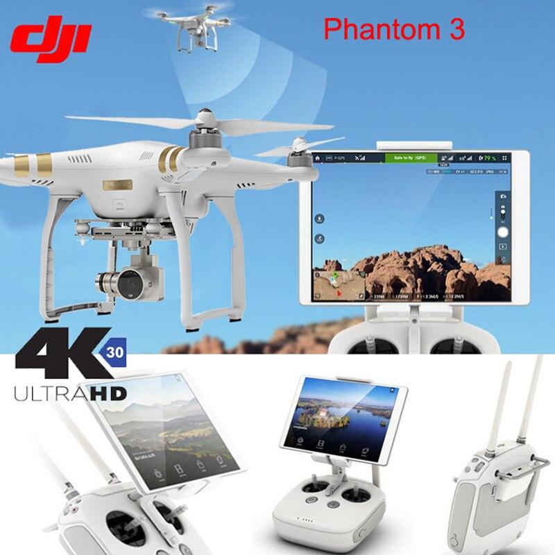 2015 Top Venta DJI Phantom 3 Quadcopter Quad Copter