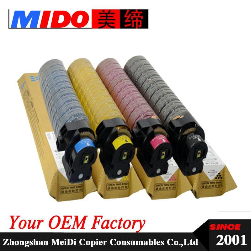 MPC3502 cartouche de toner copieur pour MP C3002 3502 couleur Compatible