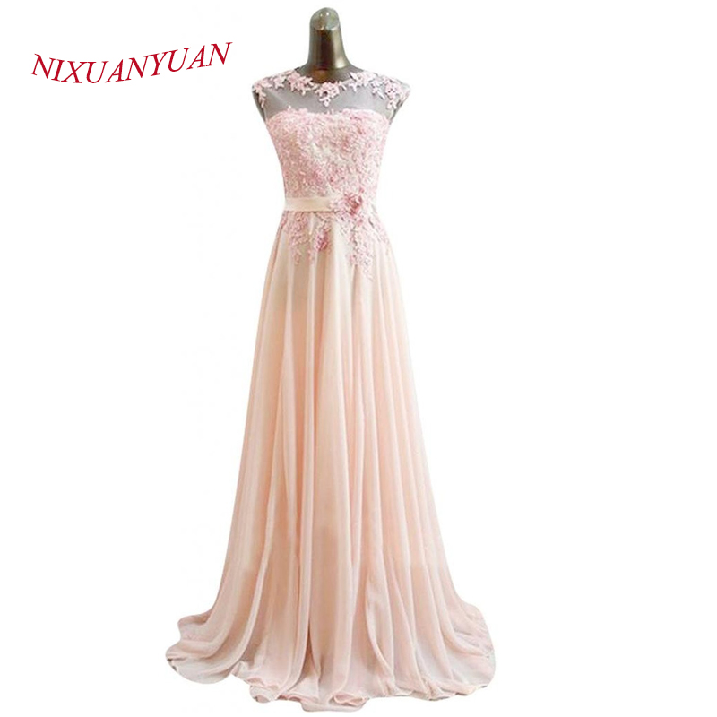 656d396e0 Fotos reales Encaje vestido de noche largo elegante fomal vestidos Cap  Mangas de gasa vestidos de noche por encargo e-03