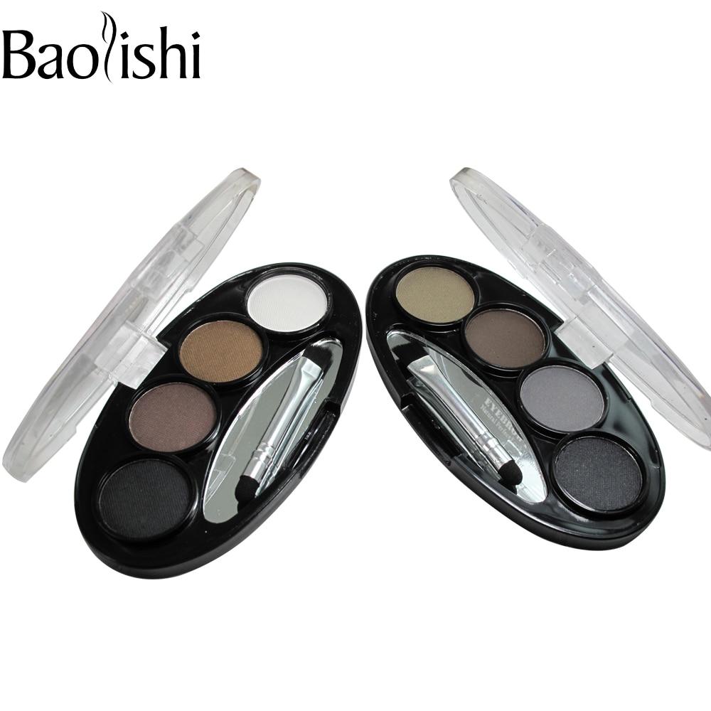 baolishi Natural Long-lasting Waterproof Shadow Eyebrow power Kit Eye - Makeup - Photo 4