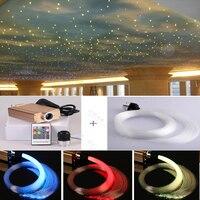 Звездное небо эффект потолка стекла волоконно оптических светодиодной сетки, освещение