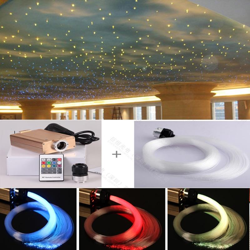 Sterrenhemel sterrenhemel uitwerking plafond glazen glasvezel led ...