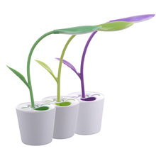 Pot Plant Shape USB LED Night Light Ultra Bright font b Mini b font USB Desk