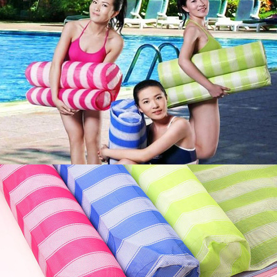 mattress rafts product outdoor beach float summer lounger hammock inflatable water pool hot fashion